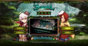 Elemental Landing Page