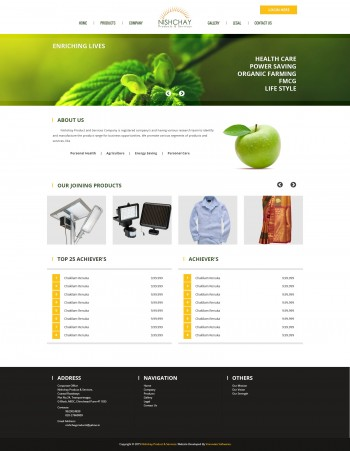 Nishchay Product and Services