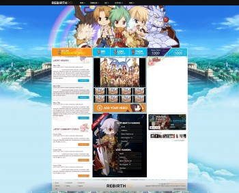 Rebirth Ragnarok Online